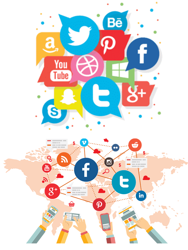 social media marketing services - Digital Samay