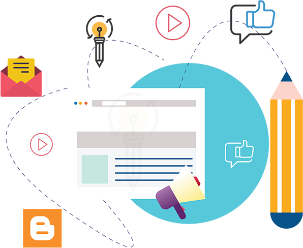 content marketing services - Digital Samay